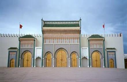Fes - Königspalast