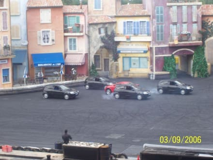 Stuntshow - Disneyland Resort Paris / Euro Disney