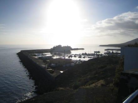 Sonnen - Hafen Morro Jable