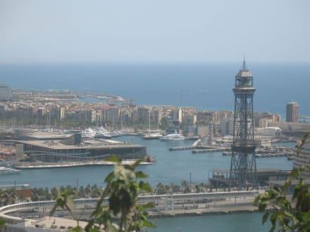 Barcelona - Hafen Barcelona