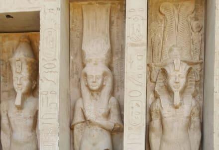 Sehenswürdig - Sphinx von Gizeh