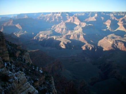 Grand Canyon South Rim - South Rim