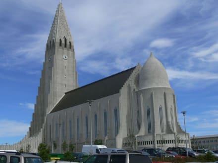 Kirche in Reykjavik - Hallgrimskirkja Kirche