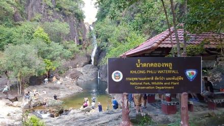Khlong Phlu Wasserfall - Klong Plu Wasserfall