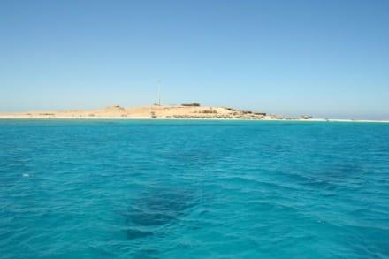Giftuninsel Mahmya Beach - Schnorcheln Hurghada