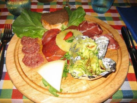 Restaurant - Da Beppone Pizzeria Restaurant