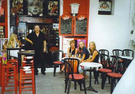 Wauna´s Bar - Altstadt Dalt Vila Ibiza