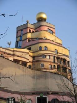 Waldspirale - Hundertwasserhaus Waldspirale
