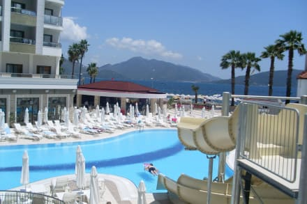 Hotel Golden Rock Beach в Мармарис | HolidayCheck.ru