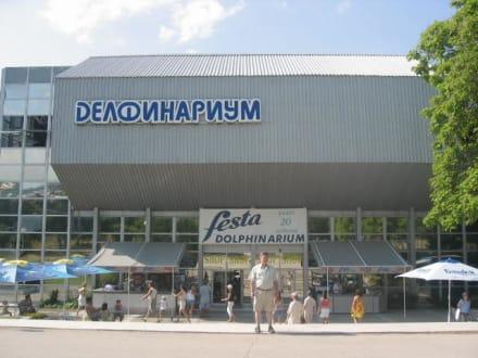 Delfinarium (außen) - Delfinarium Varna