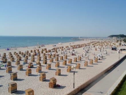 Quot Strand Quot Bild Strandpromenade Gr 246 Mitz In Gr 246 Mitz