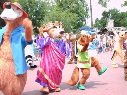Parade - Disney World - Magic Kingdom