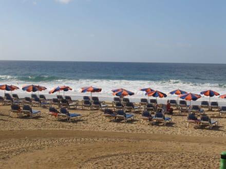 Blick auf's Meer - Strand Jandia