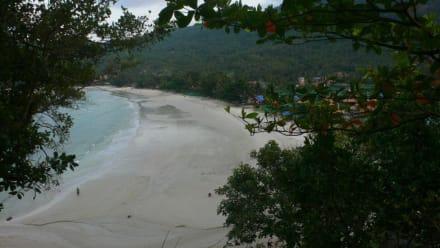 Strand in der Dämmerung - Strand Thong Nai Pan Beach