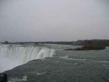 Wasserfall - Niagarafälle / Horseshoe Falls