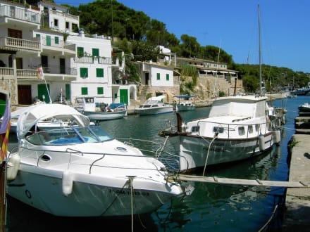 Hafen - Hafen Cala Figuera