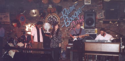 The Rum Boogie Band... - Rum Boogie Cafe
