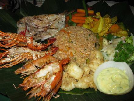 Restaurant - Apa Kabar Restaurant