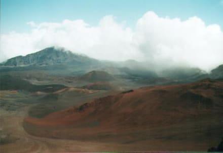 Haleakala Vulkan - Maui - Nationalpark Haleakala