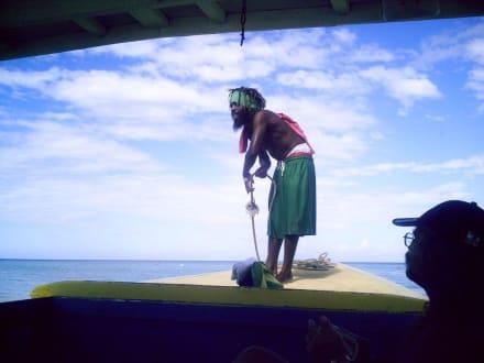 Einen Bootsausflug mit Ihrem persönlichem Kapitän - Negrils 7 Miles Beach