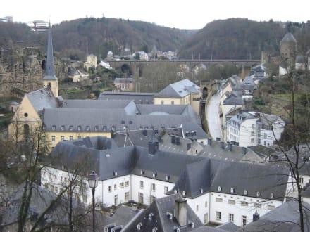 Luxemburg - Der Grund - Altstadt Luxemburg