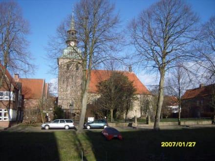 Die ev.luth.Kirche St. Christophorus! - Zentrum Friedrichstadt