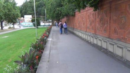 Ausgang - Wilhelma