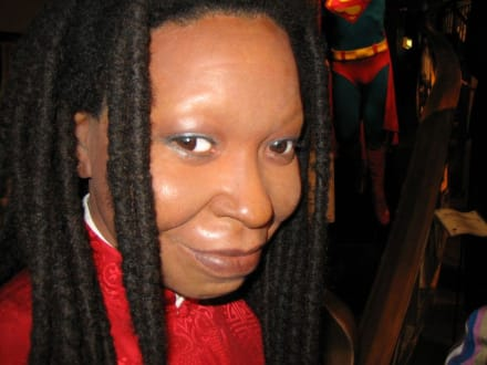Whoopi Goldberg - Madame Tussauds