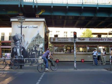 Bar/Pub - 'Konnopke's Imbiss' Snack Bar
