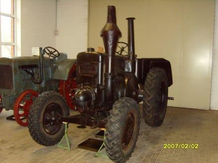 Ein Lanz Bulldog! - Landwirtschaftsmuseum Meldorf