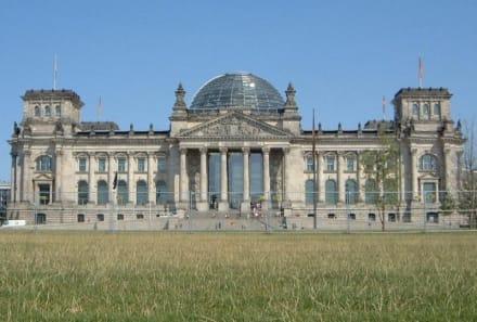Berlin,Reichstag - Bundestag / Reichstag