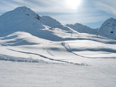 Alpengasthof Pichler - Skigebiet Brunnalm 1 - Skigebiet Brunnalm