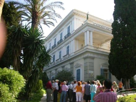 Sommerschloss Kaiserin Elisabeth - Schloss Achilleion