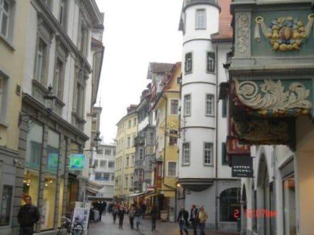 St.Gallen - Zentrum St. Gallen