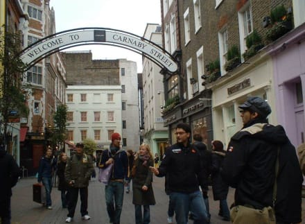 Stadt/Ort - Carnaby Street