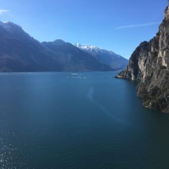 Radausflug - Gardasee