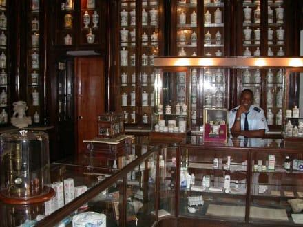 Havanna - Apotheke Taquechel
