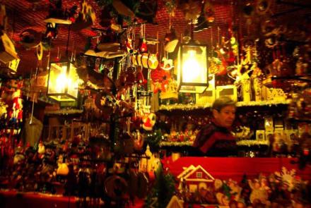 Weihnachtsverkauf - Christkindlesmarkt