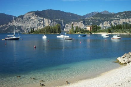 Val di Sogno nahe Malcesine - Ostufer vom Gardasee
