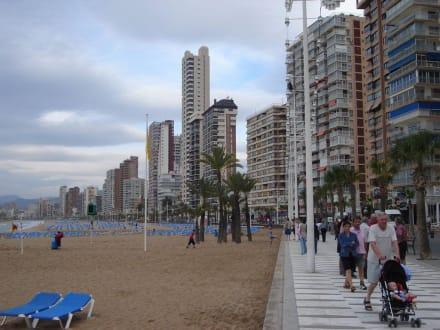 Promenade - Playa de Levante