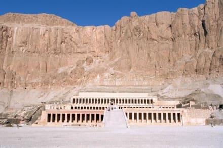 Hatschepsut-Tempel - Tempel der Hatschepsut