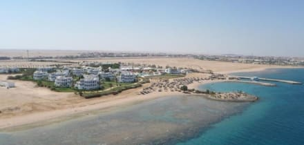 Hotel coral reef -