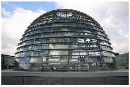 Was wäre der Reichstag ohne seine Kuppel! - Bundestag / Reichstag