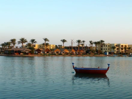 Waters (river/lake/waterfall)  - Lagoon trip to El Gouna