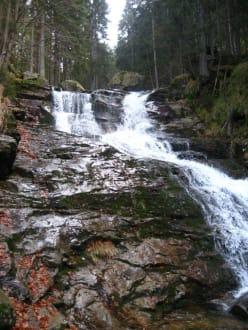 Rißlochwasserfälle - Rissloch Wasserfälle