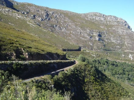 Montagu Pass - Outeniqua Berge