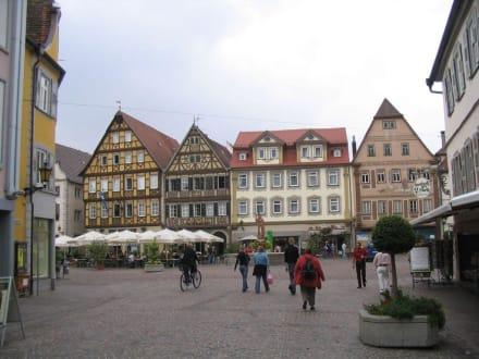 Altstadt von Bad Mergentheim - Altstadt Bad Mergentheim