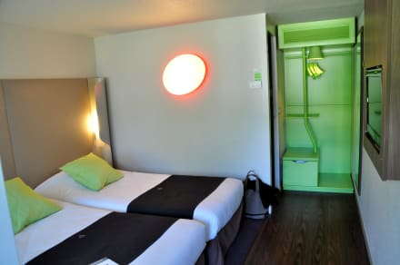 Unser Zimmer - Hotel Campanile Nantes Sainte Luce