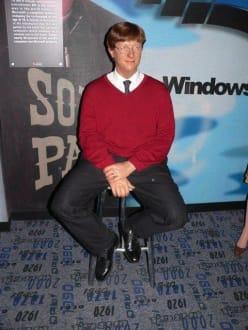 Bill Gates - Madame Tussauds