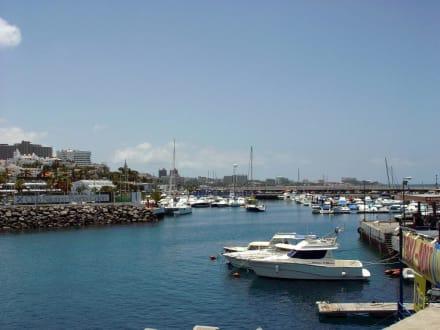 Panorama Hafen Puerto Colon - Yachthafen Puerto Colón